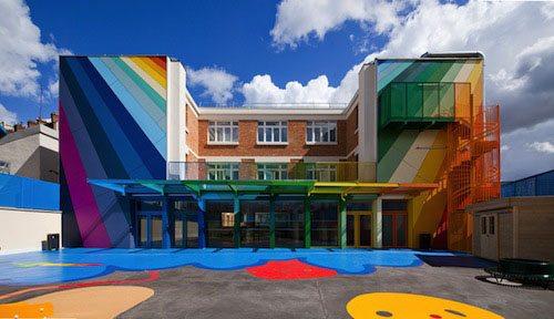 1. Ecole Maternelle Pajol GÇô Paris, France