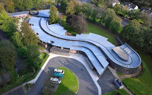 10. Hazelwood School GÇô Glasgow, Scotland