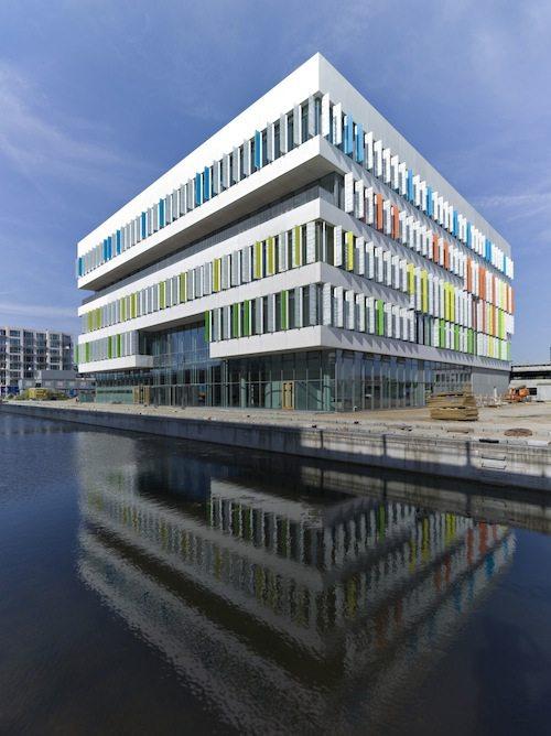 14. +ÿrestad College GÇô Copenhagen, Denmark