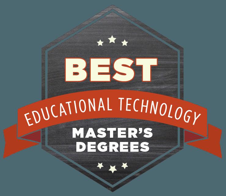50 Best Master S In Educational Technology Degrees Best Education Degrees